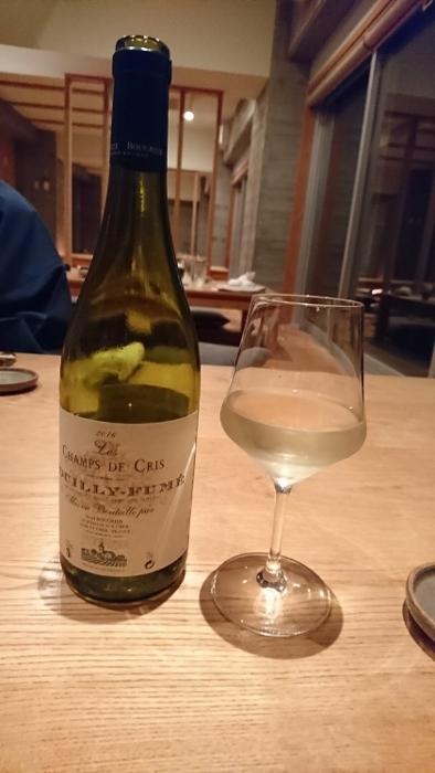 里海邸ワイン