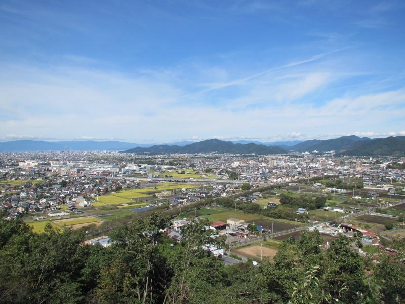 三井山3景色