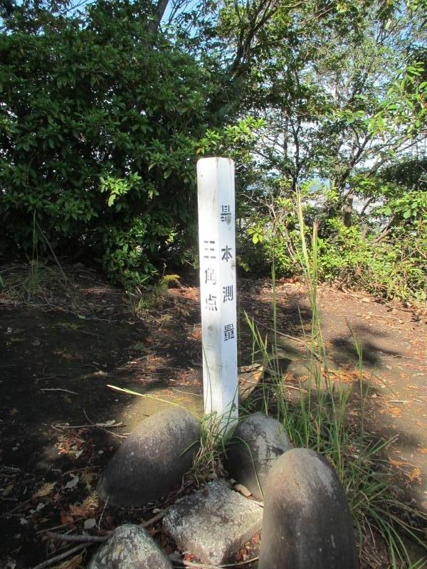 三井山6三角点