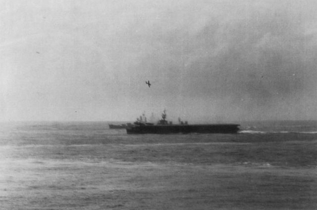 USS BataanKAMIKAZE1