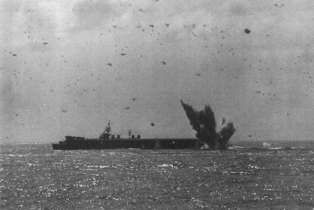 USS BataanKAMIKAZE2