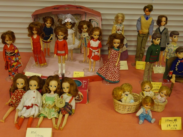 思い出人形展