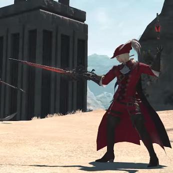 FF14 赤魔道士