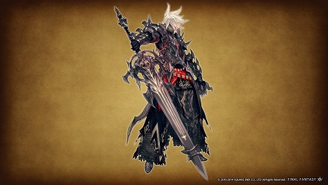 FF14 暗黒騎士 タンク