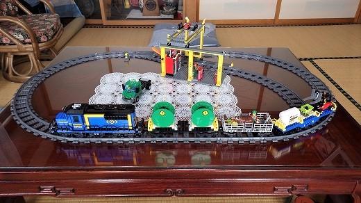 レゴトレイン 60052