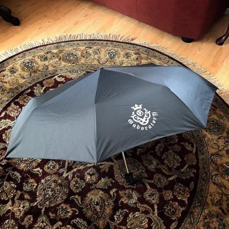 シルバー,折り畳み傘,傘,ガボール,ガボラトリー,SilverFolding Umbrella,Umbrella,Gaboratory,Gabor,卡博拉特利,加伯,銀飾,金飾
