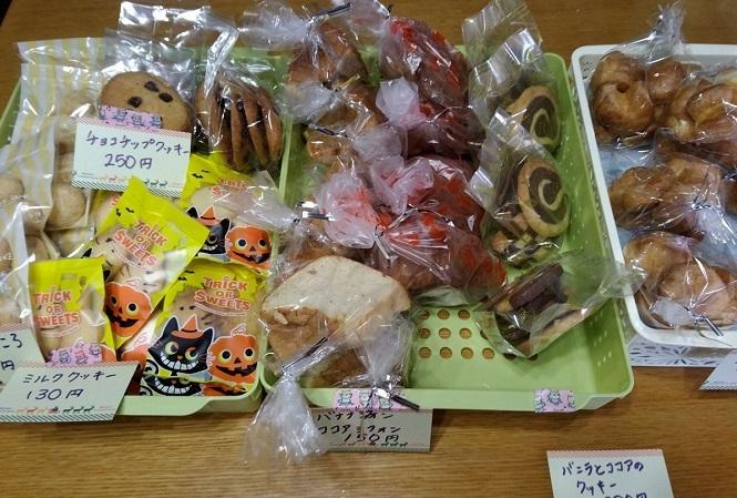 2017.10焼き菓子