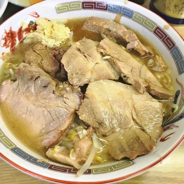 ラーメン二郎 栃木街道店 (7)