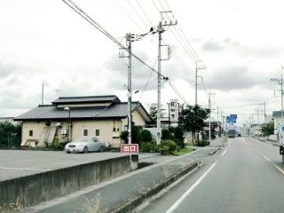 青竹手打ちラーメン 日向屋 (1)