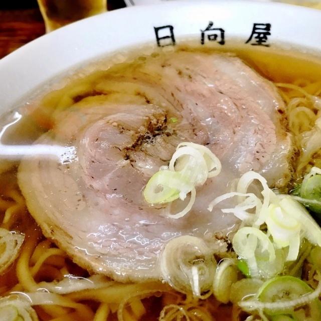 青竹手打ちラーメン 日向屋 (13)