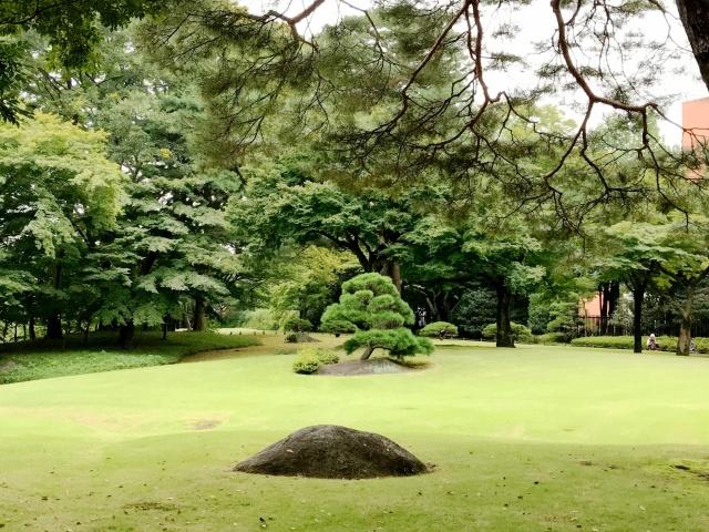 殿ヶ谷戸庭園 (4)
