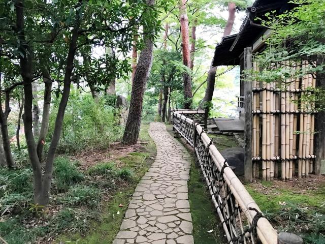 殿ヶ谷戸庭園 (7)