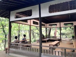 殿ヶ谷戸庭園 (9)