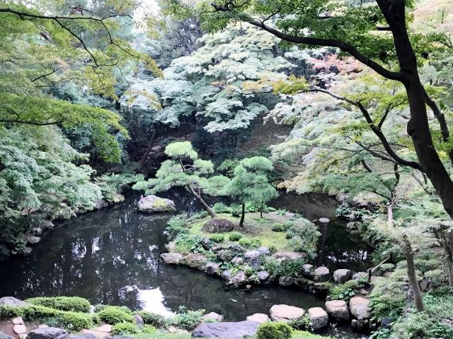 殿ヶ谷戸庭園 (12)