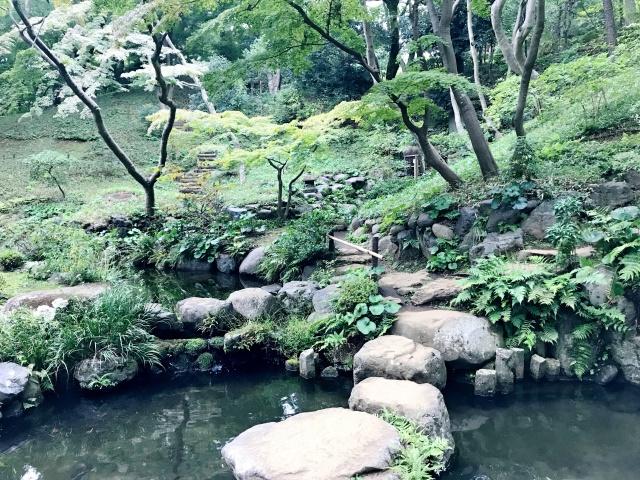 殿ヶ谷戸庭園 (18)
