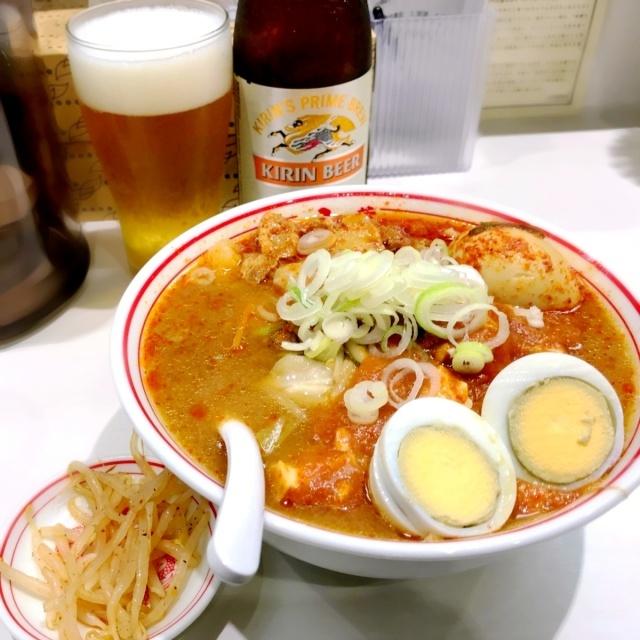 蒙古タンメン 中本 川越店 (8)