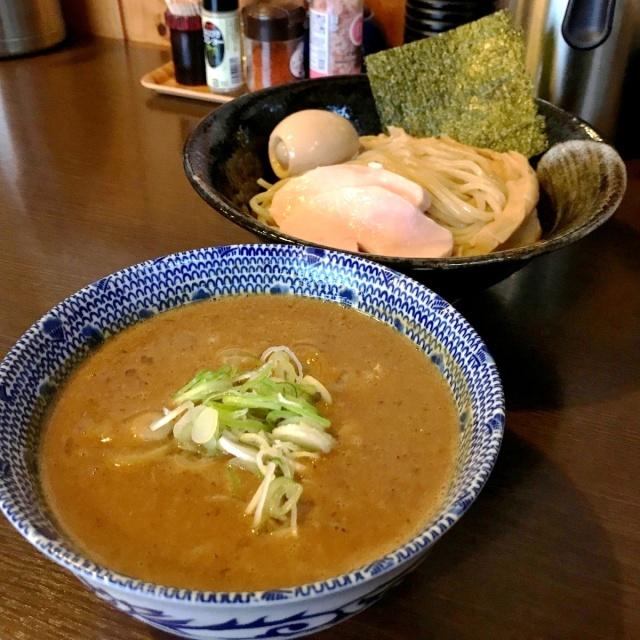 つけ麺 弥七 (15)