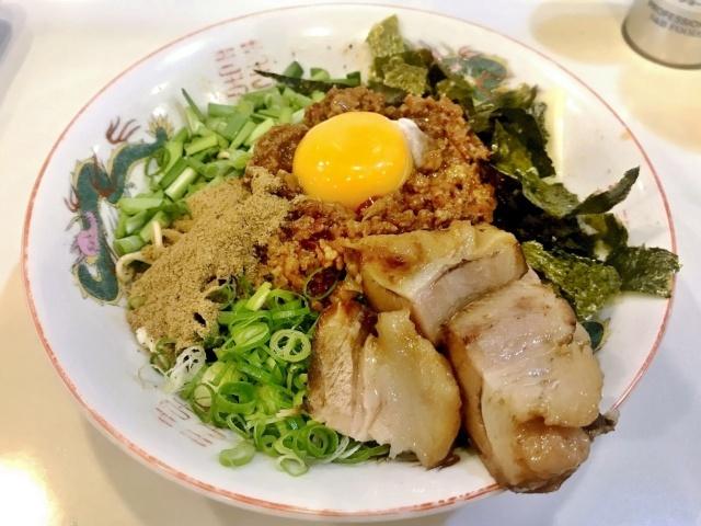 麺や ○雄 (17)