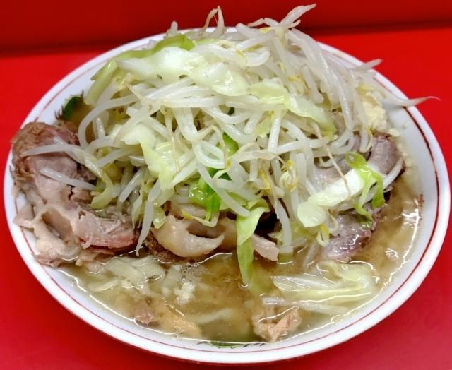 ラーメン二郎 松戸駅前店 (4)