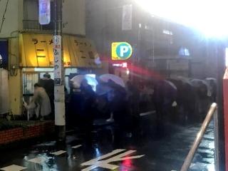 ラーメン二郎 松戸駅前店 (11)