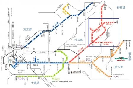 190120 TOBU routemap