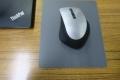 マウスパッド「MPD-NS1GY」導入(2)