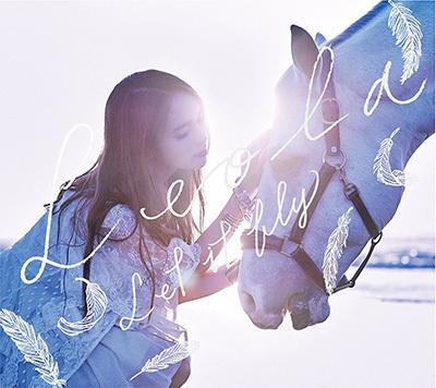 Leola「Let it fly」(初回生産限定盤)(DVD付)