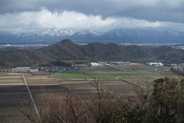 雪野山10