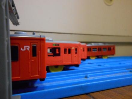 プラレール 681系2000番台しらさぎ
