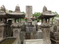 西郷さんの墓
