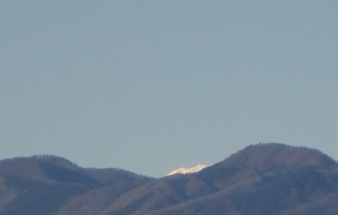 富士山の頭?