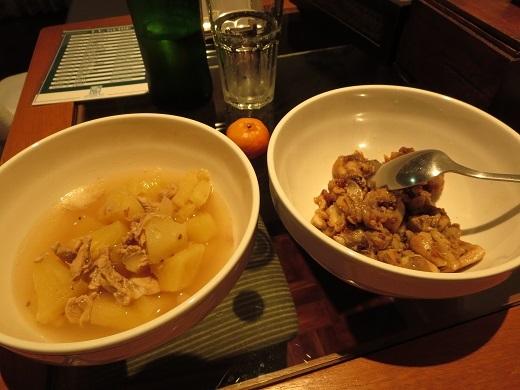 パイナップルのスープ