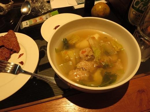おすすめのスープ