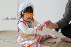 3歳の誕生日③