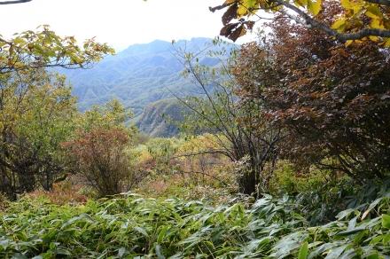 浅間隠山からの展望1