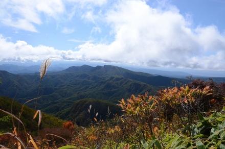 浅間隠山からの展望2