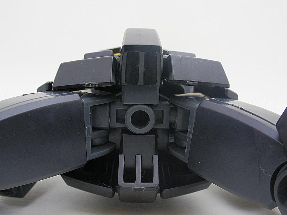 HGBF ブラックウォーリア40