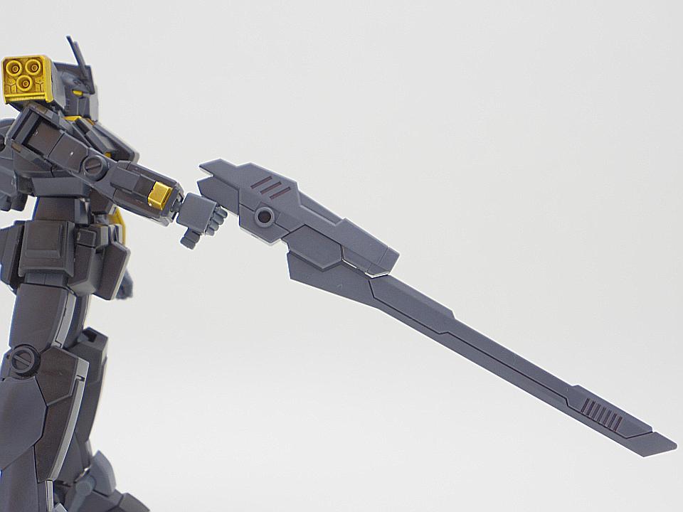 HGBF ブラックウォーリア45