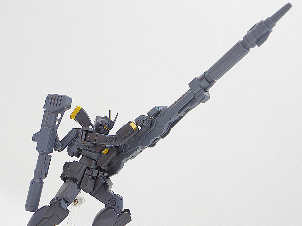 HGBF ブラックウォーリア80
