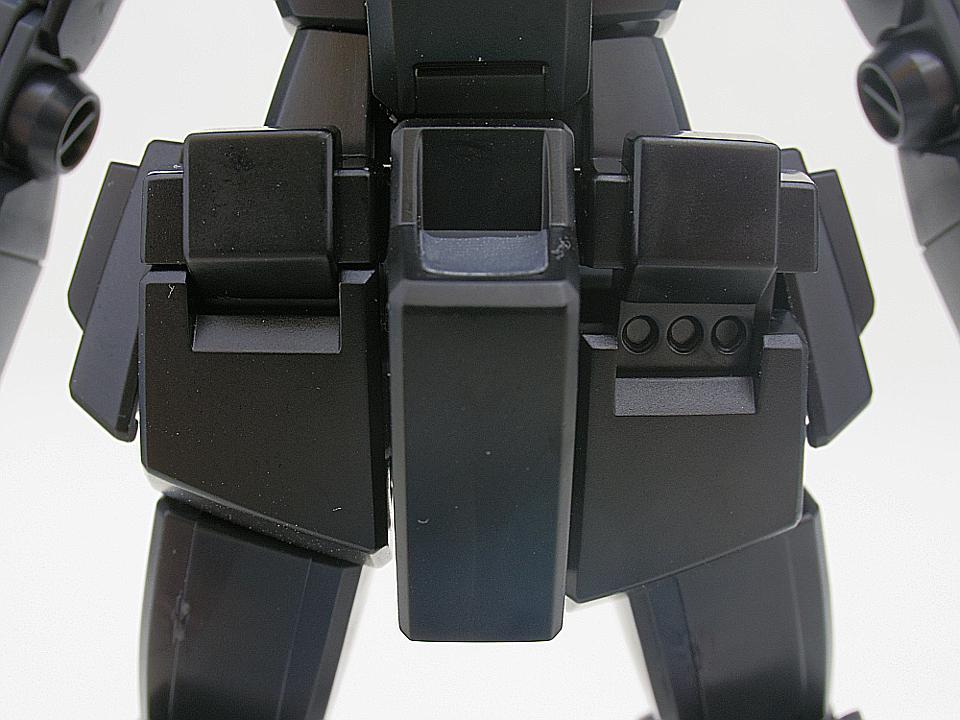 HGBF ブラックウォーリア61