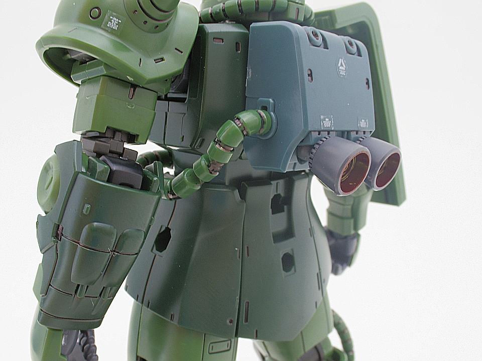 HG ザクC-5型19