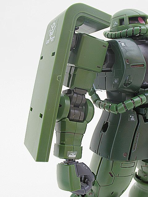 HG ザクC-5型20
