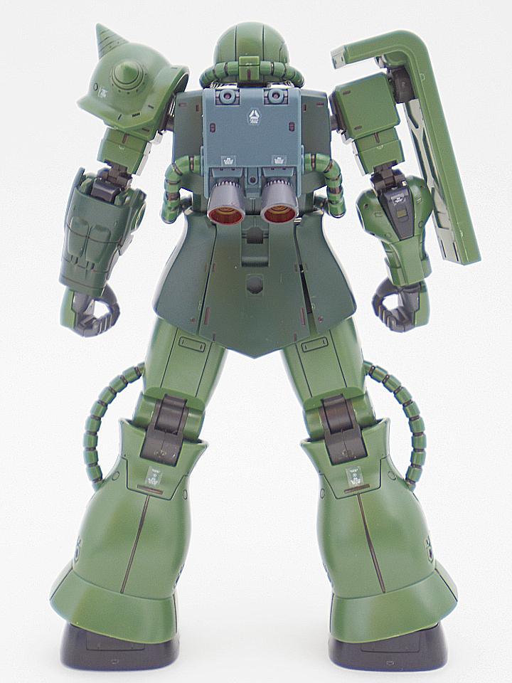 HG ザクC-5型3