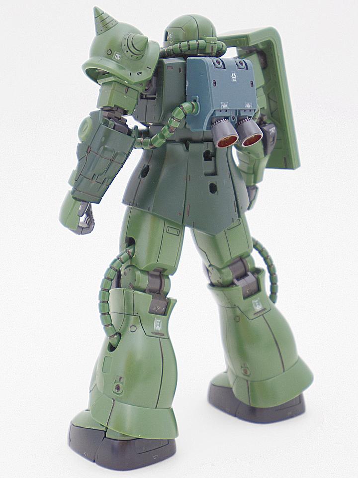 HG ザクC-5型5