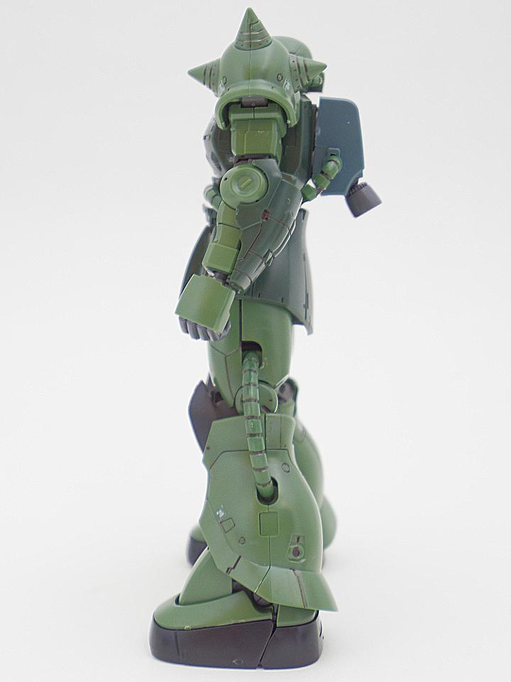 HG ザクC-5型6