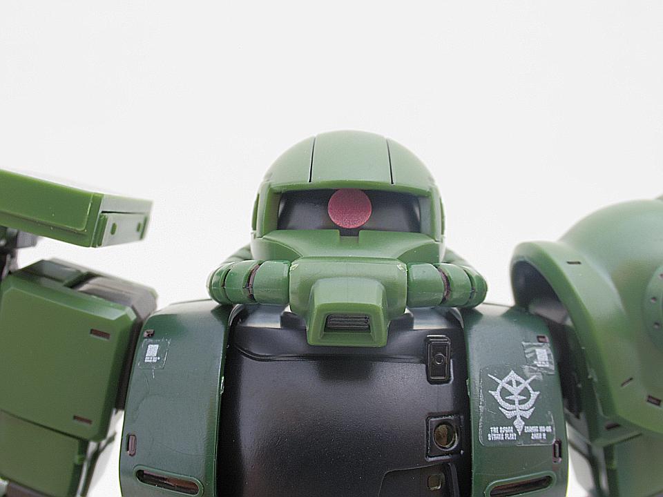 HG ザクC-5型7