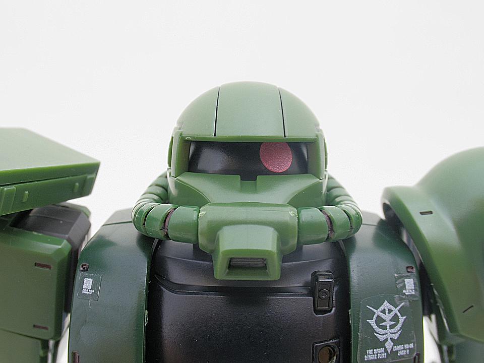HG ザクC-5型8