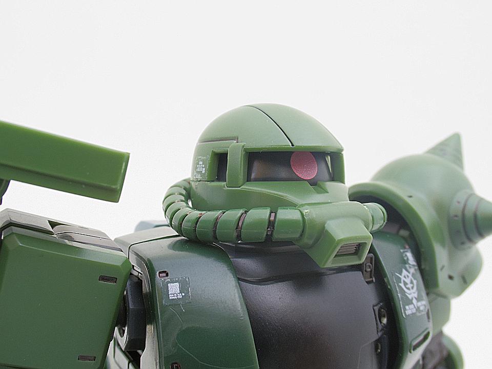 HG ザクC-5型10