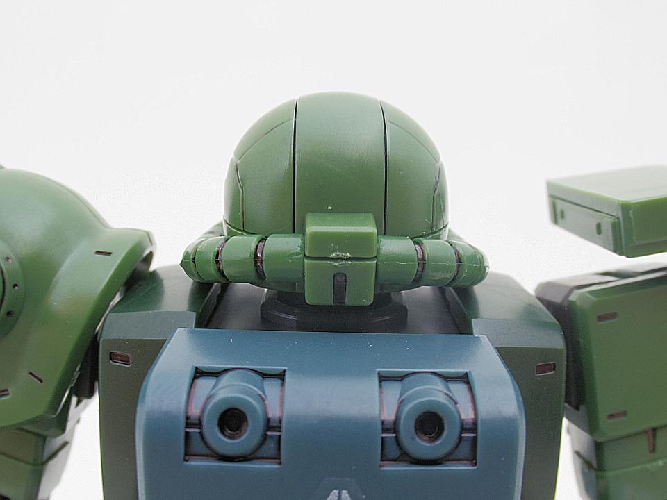 HG ザクC-5型11
