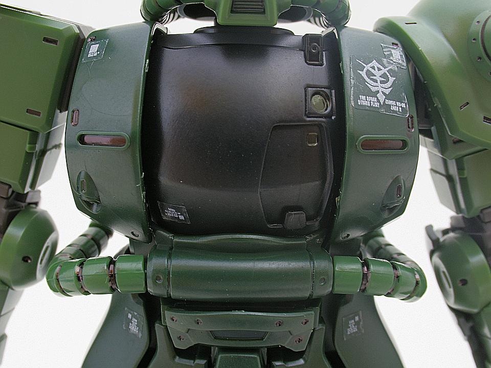 HG ザクC-5型12